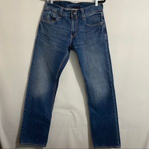 Levis Men's Jeans Slim Straight 514 Size 32x24